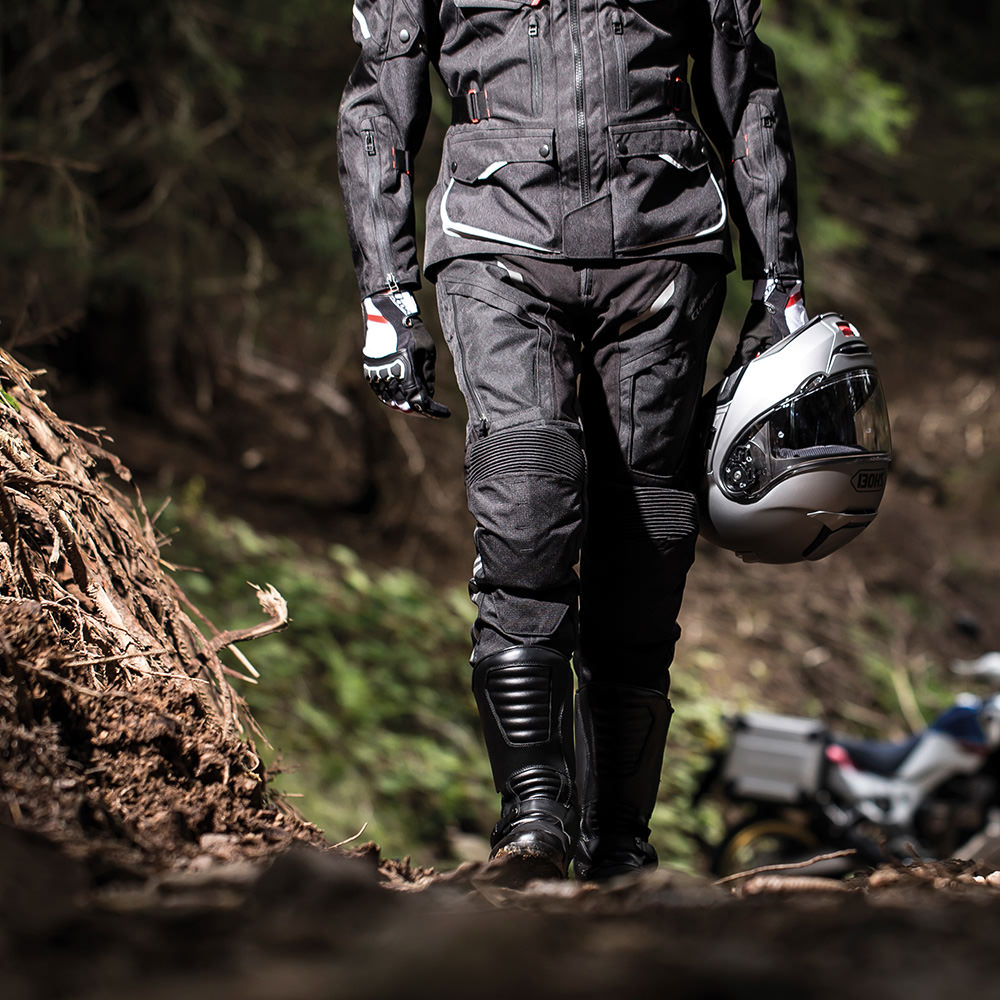 Stylmartin touring Miles motorcycle boots