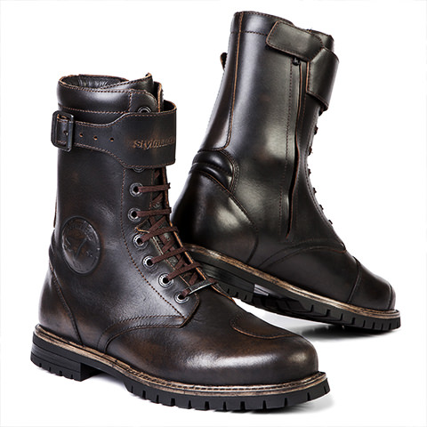 Stylmartin cafe race rocket motorcycle boots