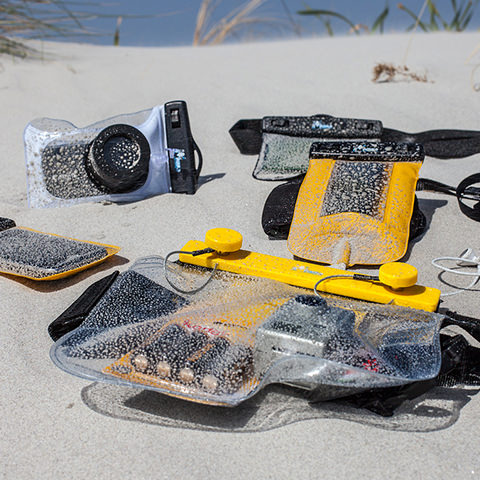 waterproof bags for electronic devices Amphibious