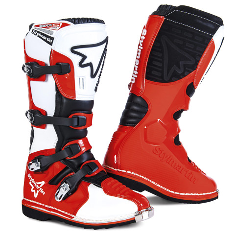 Stylmartin offroad Gear Mx motorcycle boots