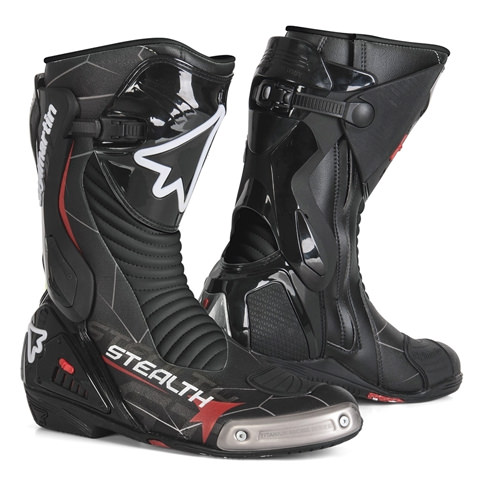 Stylmartin  Off Road STEALTH EVO  motorcycle boots