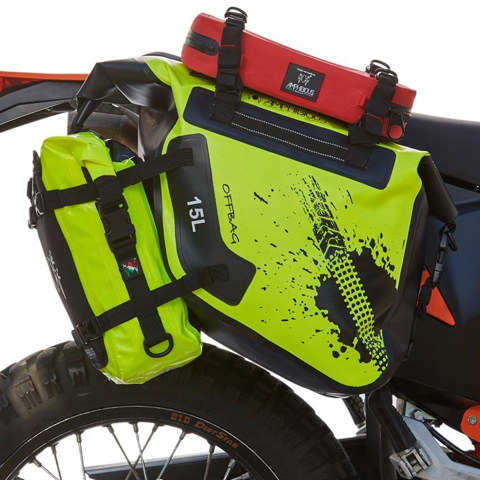 waterproof bag for motorcycle Amphibious Offbag e Dryaid